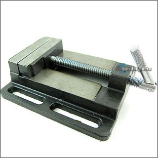 Drill Press Vise Shop Tools Holder Heavy Duty Mount on Work Bench