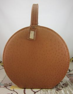 Vintage 1960s Universal Hat Box Style Portable Bonnet Hair Dryer Handy