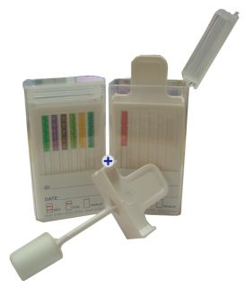 Oral Saliva Drug Test Testing Kit 7 Drugs Tested