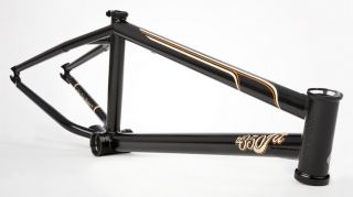 Fit Bike Co Tom Dugan Frame TD 350 20 5 Black TD350 BMX Bike Fit