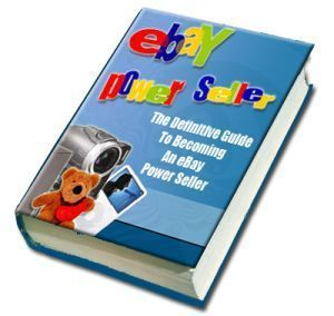How to Make Money on   Powerseller Guide Ebook or CD + Resell