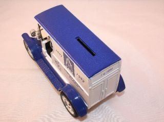 Duke Blue Devils Basketball LIMITED EDITION Ertl DIECAST Bank