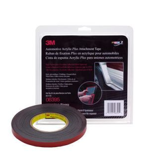 6395 3M Automotive Double Sided Attachment Tape 06395