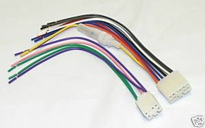 Eclipse 16 pin wire harness power plug cd dvd hd tv eclipse 10 6 pin wire harness power plug cd tape tv publicscrutiny Images