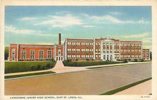 IL East St Louis Lansdowne Junior High School K24913