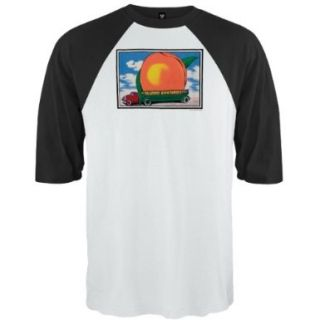 Band Eat A Peach Raglan Shirt Bros Union Duane Gregg Oteil