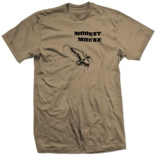 Modest Mouse Dove on Shoulder New All Sizes Shirt