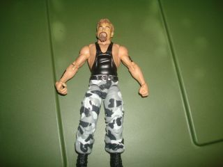 WWE Mattel Custom Spike Dudley Elite