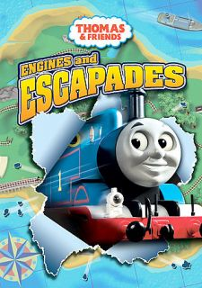 Thomas Friends Engines and Escapades DVD 2008