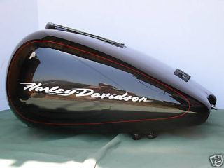 Harley Davidson 2001 Roadglide Gas Tank Factory Painted