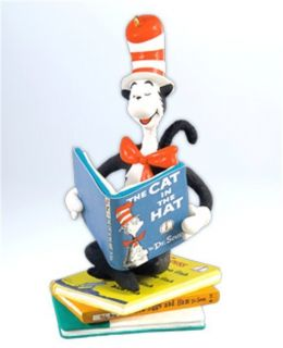 Hallmark 2012 A Clever Cat Dr Seuss The Cat in the Hat Ornament