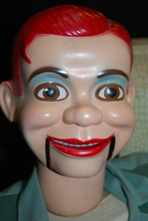 Jerry Mahoney Ventriloquist Doll Dummy