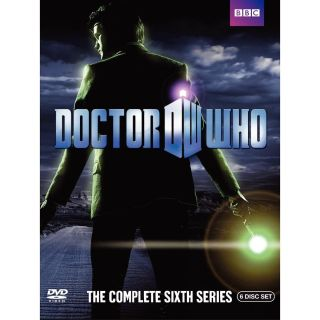 Doctor Who The Complete Sixth Series DVD 2011 6 Disc Set Brand New