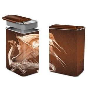 ultra pro nesting deck vault copper dragon deck box