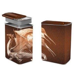 ultra pro nesting deck vault copper dragon deck box