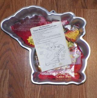Wilton Mystical Dragon Cake Pan