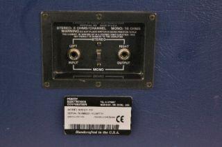Peavey Dweezil Zappa Wiggy Electric Guitar Amplifier Amp 2x12 Cabinet
