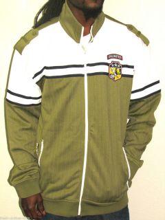 ECKO UNLIMITED New Mens Lieutenant 2 Track Jacket Size Large