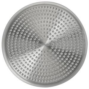 Stainless Steel Shower Stall Drain Protector Cover Hair Catcher