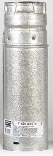 Simpson Dura Vent 3 Pelletvent Adjustable Length Pipe 3012A New