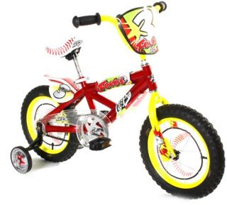 Features of Dynacraft Lil Pro Boys Baseball Bike (14 Inch Wheels)