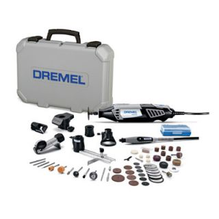 dremel 4000 6 50 high performance rotary tool kit condition new