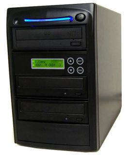 20x CD DVD Duplicator USB Multi Dual Layer Disc Copier Tower