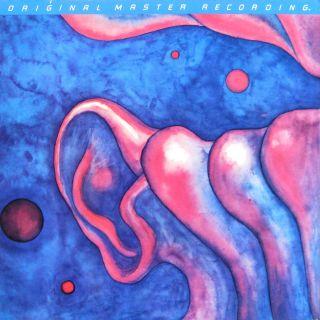 Rare 1982 Mobile Fidelity LP In The Court of The Crimson King Album