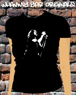 Eddie Vedder of Pearl Jam T Shirt Ladies Womens WB095