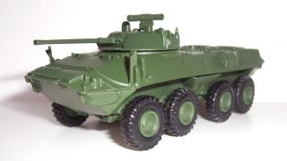BTR 90 russian armoured personnel carrier 1/72 diecast military model+