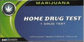 package Easy Screen Marijuana Home Drug Test Kits