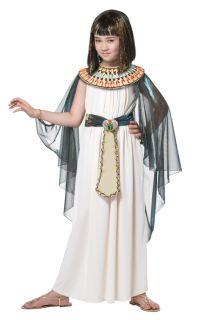 Egyptian Cleopatra Princess Child Costume Cleopatra Historical
