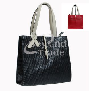 Fashion Black Women Ladies Handbag Shoulder Bag Tote Hobo