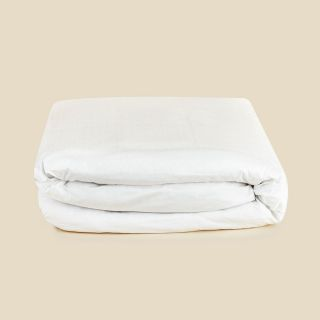 EDMUND FRETTE Orchidales Jacquard Two KING Pillowshams White