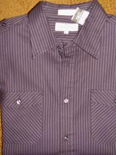 Eighty Eight Dress Shirt New w Tags XL $49 00 100 Ctn