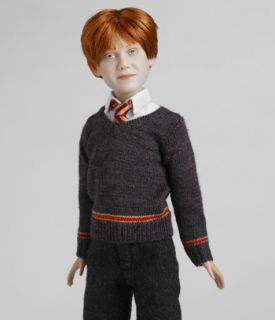 Tonner Dolls 12 Ron Weasley Harry Potter Collection