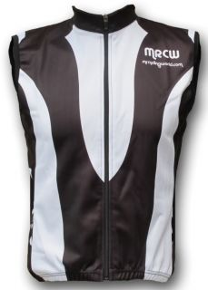 dual design winter cycling wind protective vest