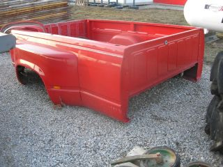 Dually Pickup Bed 88 01 Chevy 3500