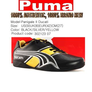 Brand New Puma Panigale II Ducati Shoes Size Mens US 9