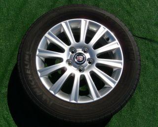 Factory GM Cadillac 17 in WHEELS TIRES DTS SLS Eldorado Deville Sport