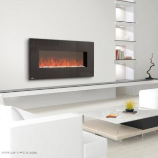 1500 w Fire Place Wall Mount Indoor Electric Fireplace 1500W