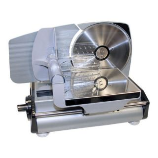 beef for sandwiches with the Sportsman Series Electric Meat Slicer