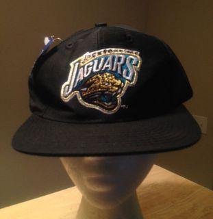 Jacksonville Jaguars snapback hat Eastport baseball cap older logo NFL