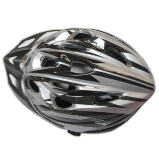 2012 Mens Fashion Bicycle Helmet Bike Cycling Adult Visor Black with