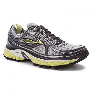 Womens Brooks Trance 11 Running Shoes White Anthracite Silver Vivid