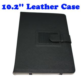 Leather Case Cover Bag for 10 2 eBook Reader Tablet PC Mid