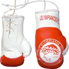 Mini Boxing Gloves of Various Design Country Flags to Carry Decor Show