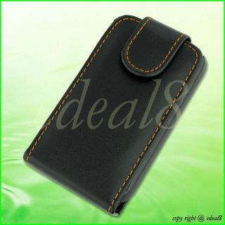 Soft Leather Cover Pouch Case for HTC Wildfire s G13