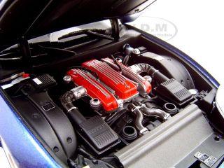 Ferrari Super America Blue Elite Ed 1 18 Diecast Model