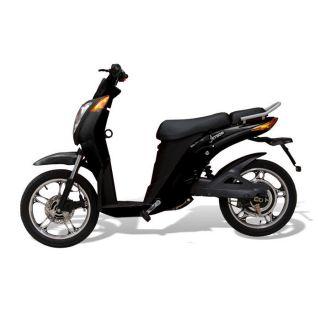 JETSON ELECTRIC BIKES The COOL Eco Friendly Electric Bike Black